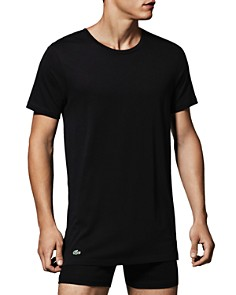 Lacoste - Supima® Cotton Crewneck Tees - Pack of 3