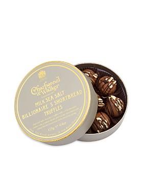Charbonnel et Walker - Milk Sea Salt Billionaire's Shortbread Truffles