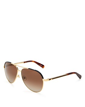 ... 60mm kate spade new york - Women s Amarissa Aviator Sunglasses, 60mm 377c70b3f3