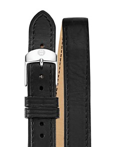 MICHELE Double Wrap Leather Watch Strap, 16mm - Bloomingdale's_0