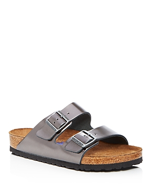 Birkenstock Women's Arizona Metallic Sandals