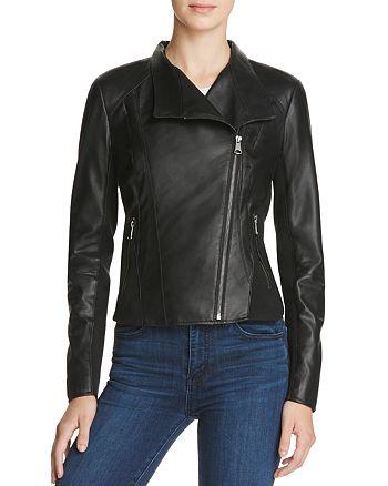 Marc New York - Felix Leather Jacket