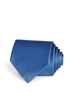 The Men's Store at Bloomingdale's Basic Textured Solid Classic Tie - 100% Exclusive