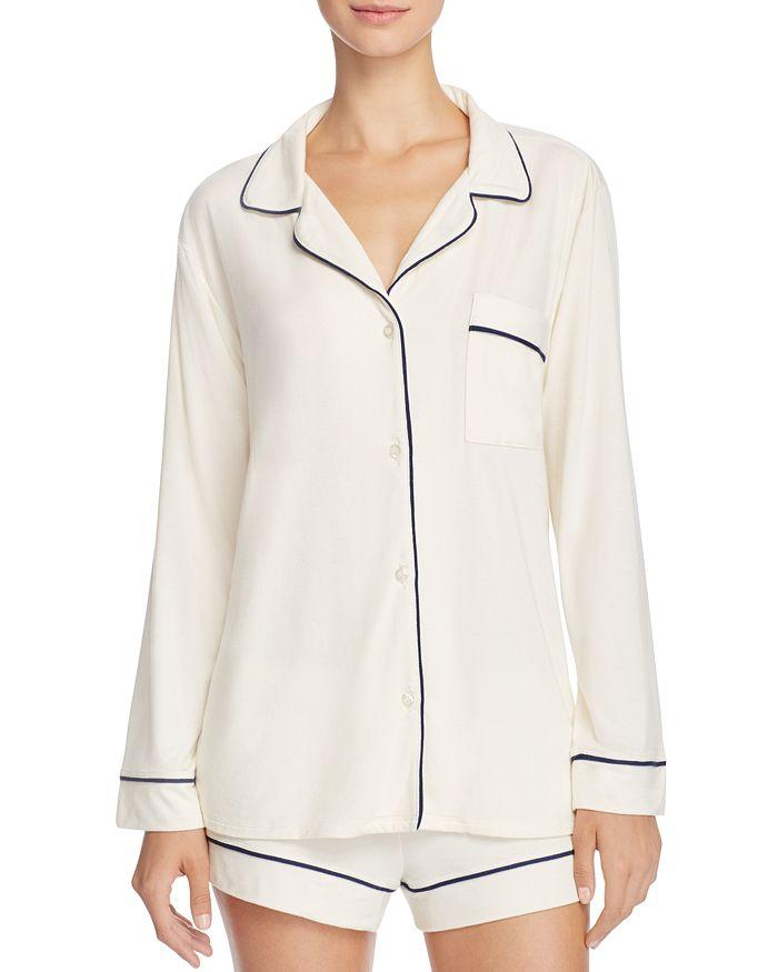 Eberjey - Gisele Long Sleeve Short Pajama Set