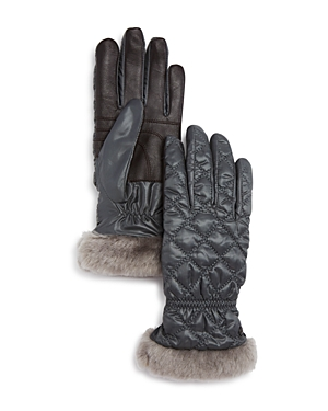 Ugg Quilted Tech Gloves at Bloomingdale's