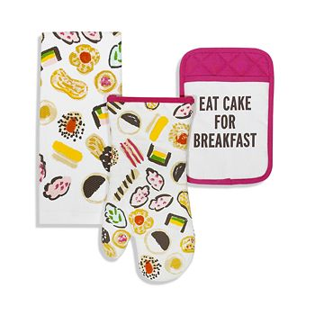 kate spade new york - Eat Cake For Breakfast 3-Piece Gift Set