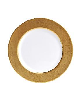 Bernardaud - Sauvage White Service Plate
