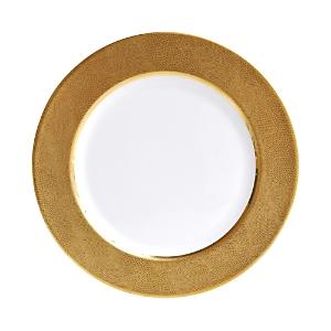 Bernardaud Sauvage White Service Plate