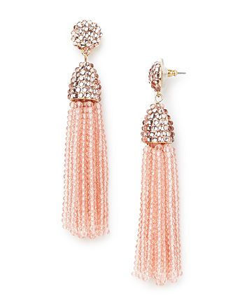 BAUBLEBAR - Nynette Tassel Drop Earrings