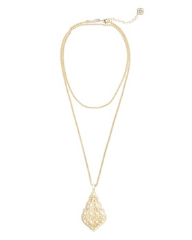 Kendra Scott - Aiden Necklace, 32""