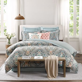 Echo - Sterling Comforter Set, California King