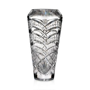 Waterford House of Waterford Crystal Matt Kehoe Wexford Vase, 13