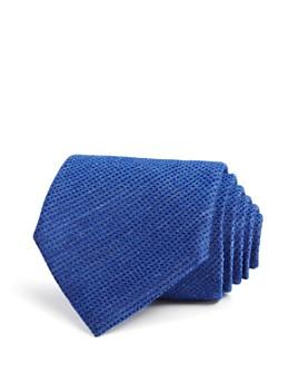 John Varvatos Star USA - Textured Solid Classic Tie