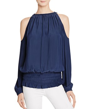 Ramy Brook - Lauren Cold Shoulder Blouse