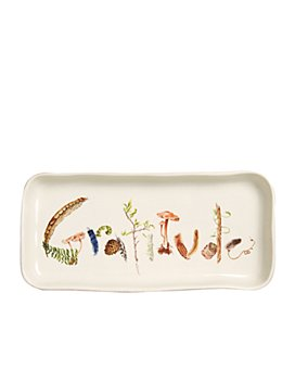 "Juliska - Forest Walk 10.5"" Gratitude Gift Tray"