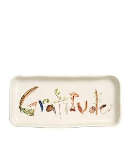 """Juliska - Forest Walk 10.5"""" Gratitude Gift Tray"""