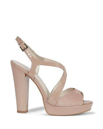 KAREN MILLEN - High Heel Platform Sandals