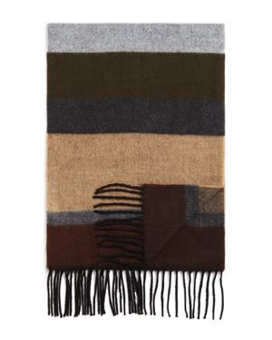 The Men's Store at Bloomingdale's Variegated Horizontal Stripe Scarf