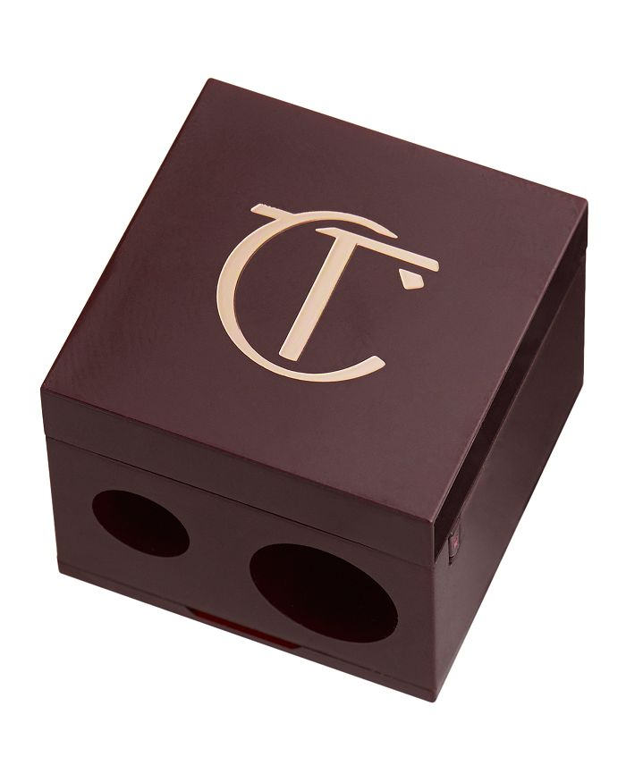 Charlotte Tilbury - Double Cube Pencil Sharpener