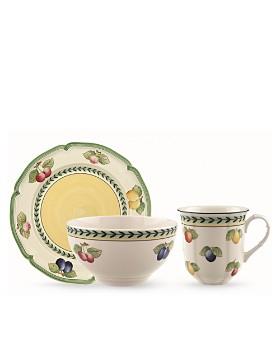 Villeroy & Boch - French Garden 12-Piece Dinnerware Set