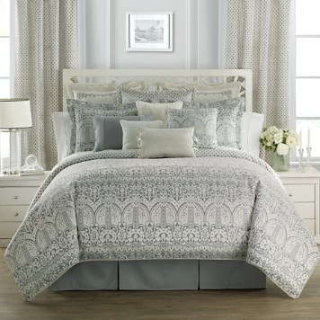 $Waterford Allure Bedding Collection - Bloomingdale's