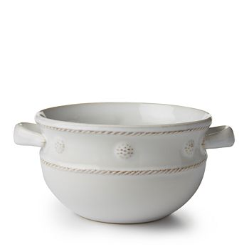 Juliska - Berry & Thread 2-Handle Soup/Chili Bowl