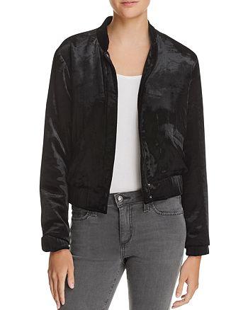 Joe's Jeans - Lexi Crop Velvet Jacket