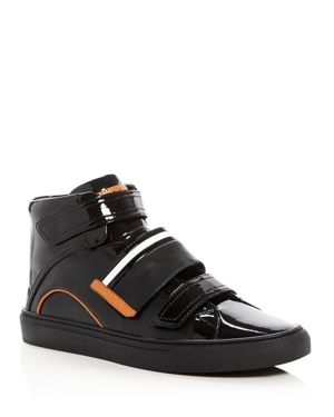Bally Men's Herick Leather High Top Sneakers 3032839