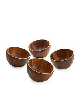 Nambé - Luna Individual Salad Bowl, Set of 4 - 100% Exclusive