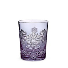 Waterford Snowflake Wishes 2016 Wishes for Serenity Leana Lavender Double Old Fashioned Glass - Bloomingdale's_0