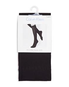 Calvin Klein - Microfiber Trouser Socks, Set of 5