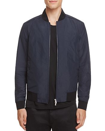 Theory - Brant Burrow Bomber Jacket - 100% Exclusive