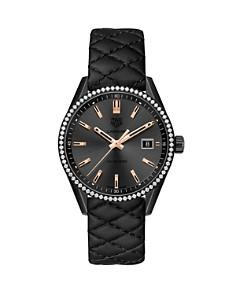 TAG Heuer Carrera Diamond Bezel Watch, 39mm - Bloomingdale's_0