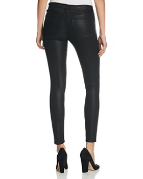 J Brand - 620 Mid Rise Super Skinny Jeans in Fearless