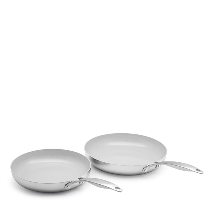 "GreenPan - Venice Pro 10"" and 12"" Fry Pan Set"