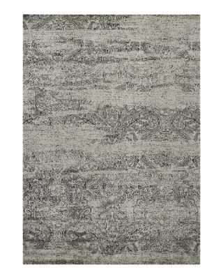 "Luminance Rug - Ivory/Black, 3'5"" x 5'5"""