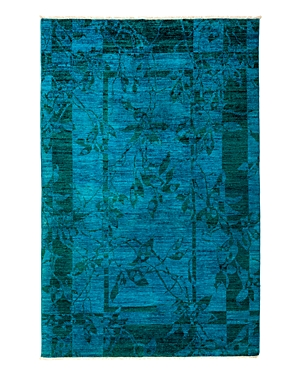 Bloomingdale's Vibrance Overdyed Area Rug, 5'2 x 8'0