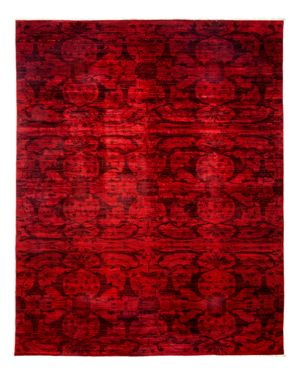 Solo Rugs Vibrance Overdyed Area Rug, 8' x 9'9