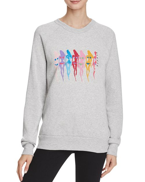 ALTERNATIVE - Stand Up To Breast Cancer Sweatshirt