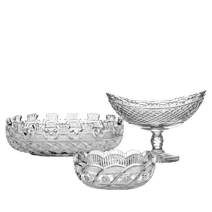 Waterford - Crystal Heritage Collection