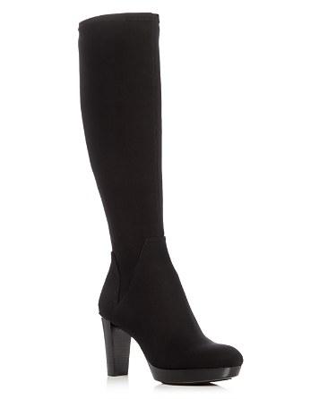 $Donald Pliner Echoe High Heel Tall Boots - Bloomingdale's