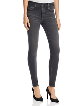 29f11727746a0 AG - Farrah High Rise Skinny Jeans in Grey Mist ...