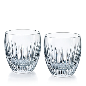 Baccarat Massena Tumbler, Set of 2