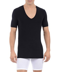 Tommy John - Cool Cotton Deep V Neck Tee
