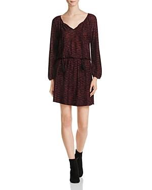 Soft Joie Tahiya Printed Tasseled Dress