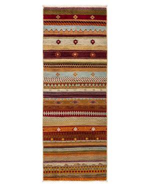 Solo Rugs Tribal Oriental Area Rug, 2'1 x 5'7