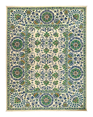 Solo Rugs Suzani Oriental Area Rug, 9'2 x 11'9