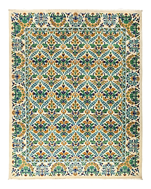 Solo Rugs Suzani Oriental Area Rug, 8'1 x 10'3
