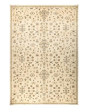 Solo Rugs Suzani Oriental Area Rug, 10'2 x 13'10