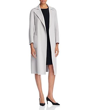 Armani Collezioni Belted Cashmere Coat